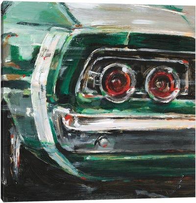 Sportscar Collection III Canvas Art Print