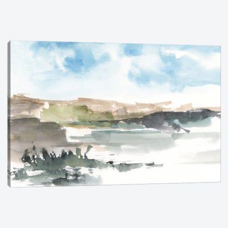 Western Lake Study I Canvas Print #EHA1064} by Ethan Harper Canvas Print