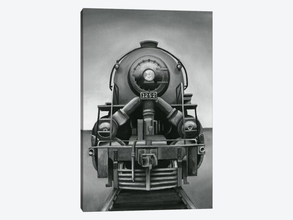 Vintage Train by Ethan Harper 1-piece Canvas Artwork