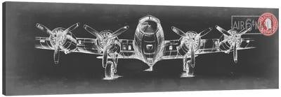 Aeronautic Collection VI Canvas Art Print