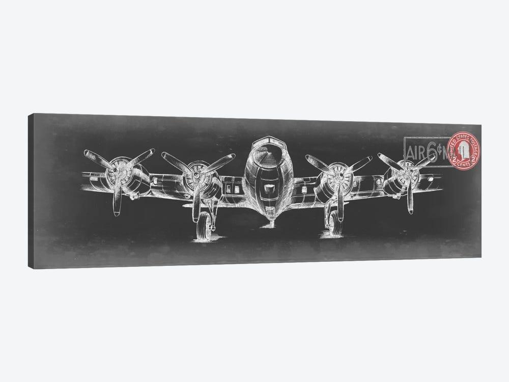Aeronautic Collection VI by Ethan Harper 1-piece Art Print