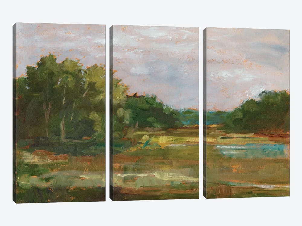 Changing Sunlight III by Ethan Harper 3-piece Canvas Artwork