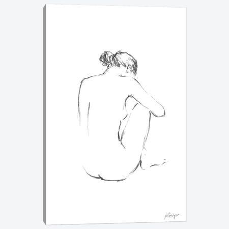 Figure Contour III Canvas Print #EHA117} by Ethan Harper Canvas Art Print