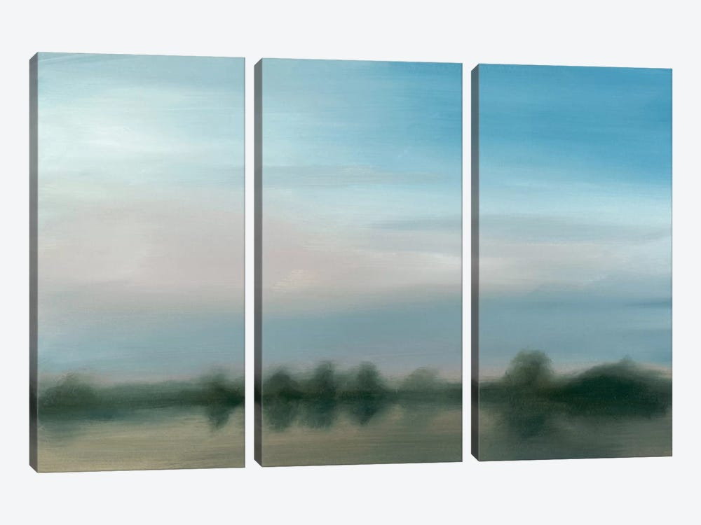 Moodscapes I by Ethan Harper 3-piece Canvas Art Print