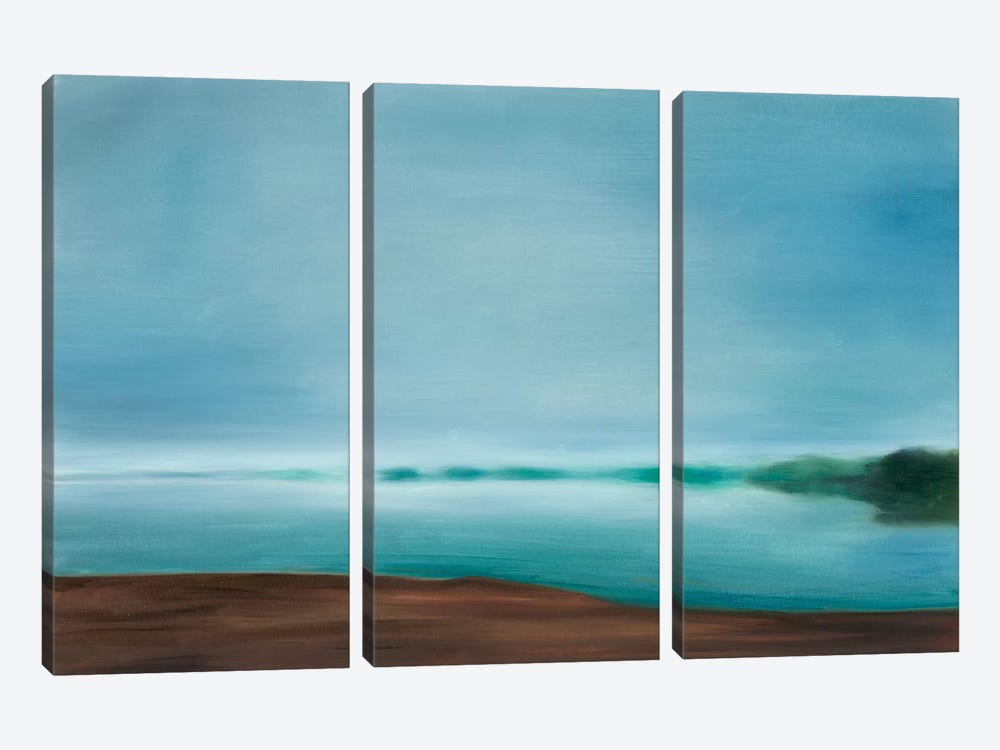 Moodscapes III by Ethan Harper 3-piece Canvas Print