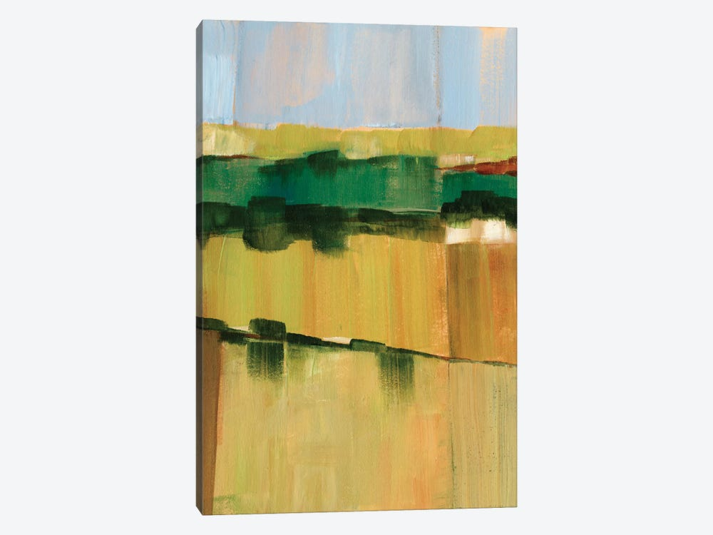 Pasture Abstract I by Ethan Harper 1-piece Canvas Wall Art