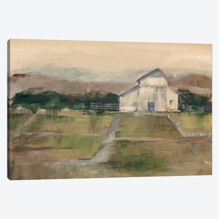 Rural Sunset I Canvas Print #EHA132} by Ethan Harper Canvas Art