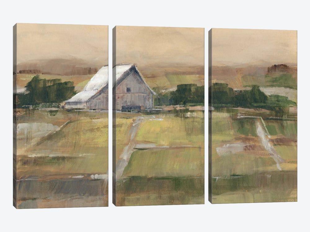 Rural Sunset II by Ethan Harper 3-piece Canvas Artwork