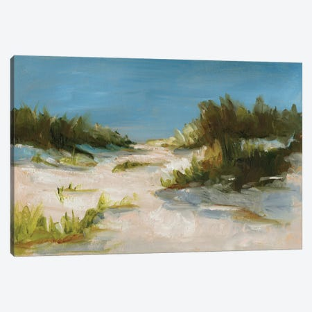 Summer Dunes I Canvas Print #EHA142} by Ethan Harper Art Print
