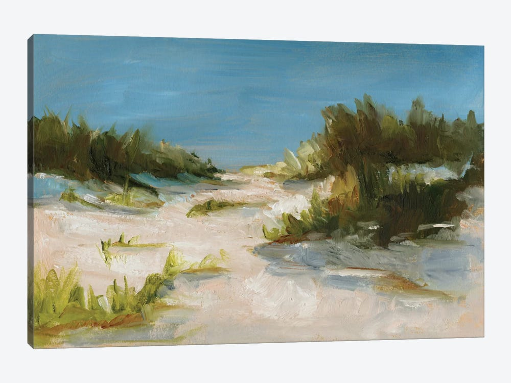 Summer Dunes I 1-piece Canvas Art