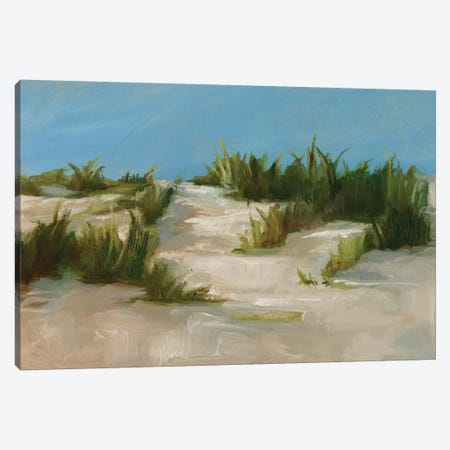Summer Dunes II Canvas Print #EHA143} by Ethan Harper Art Print