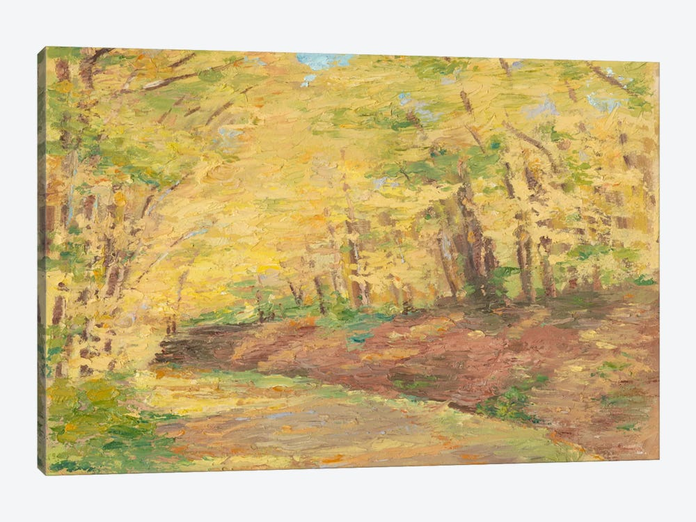 Fall Path II by Ethan Harper 1-piece Canvas Artwork