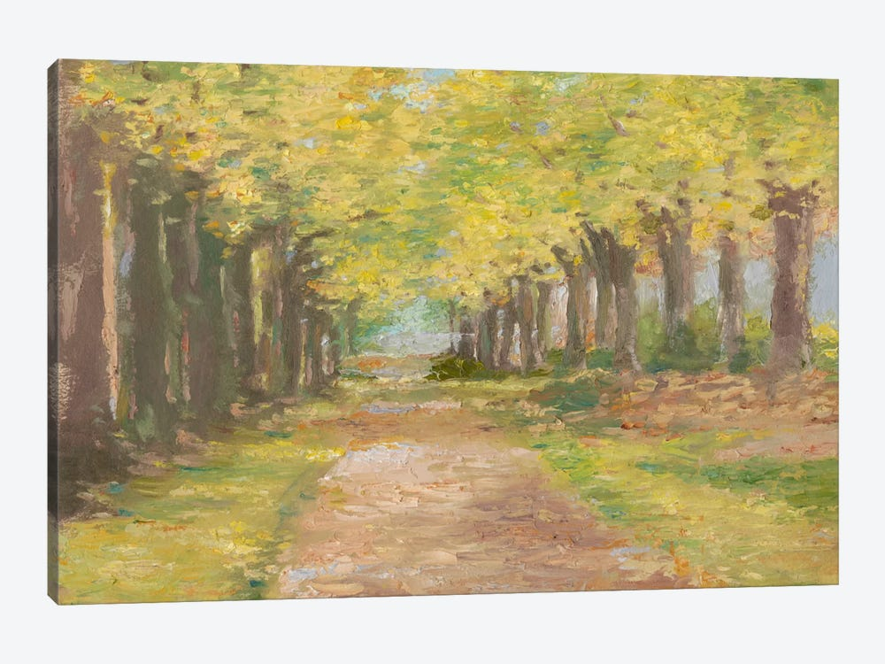 Fall Path III by Ethan Harper 1-piece Canvas Print