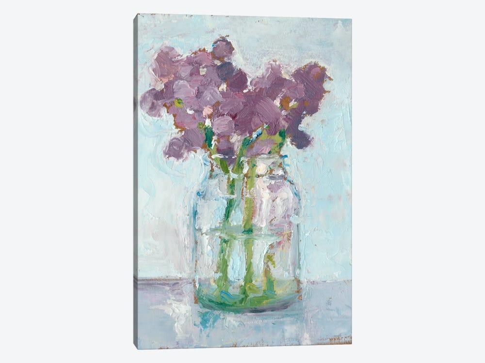 Impressionist Floral Study II by Ethan Harper 1-piece Canvas Artwork