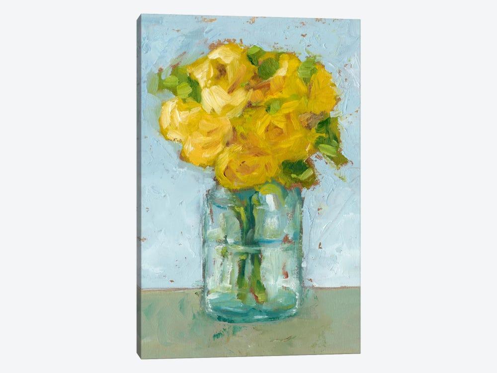 Impressionist Floral Study III by Ethan Harper 1-piece Canvas Print