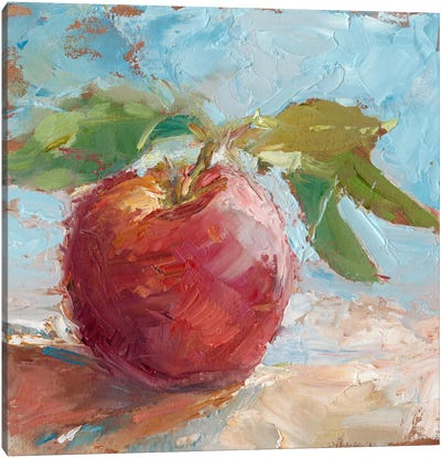 Impressionist Fruit Study I Canvas Art Print