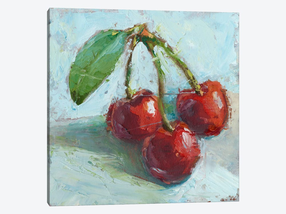 Impressionist Fruit Study IV by Ethan Harper 1-piece Canvas Artwork