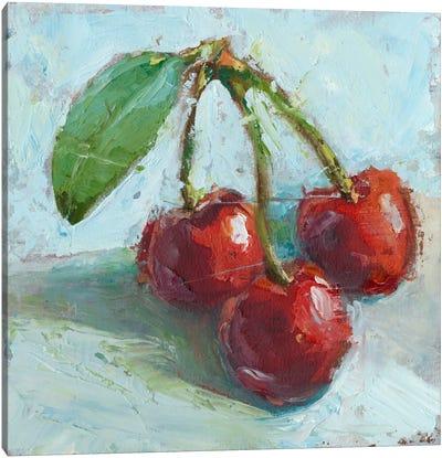 Impressionist Fruit Study IV Canvas Art Print