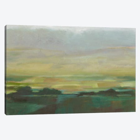 Misty Valley II Canvas Print #EHA179} by Ethan Harper Canvas Artwork