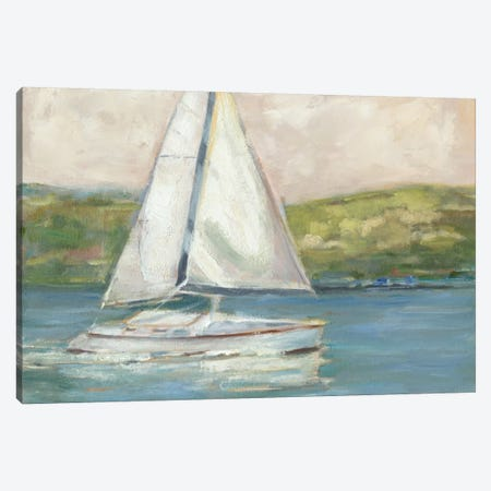 Off The Coast I Canvas Print #EHA180} by Ethan Harper Canvas Art Print