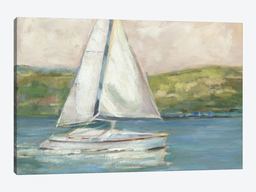 Off The Coast I by Ethan Harper 1-piece Canvas Art