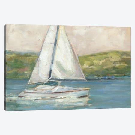 Off The Coast I Canvas Print #EHA180} by Ethan Harper Canvas Art Print