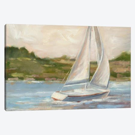 Off The Coast II Canvas Print #EHA181} by Ethan Harper Canvas Print