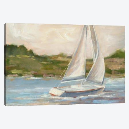 Off The Coast II Canvas Print #EHA181} by Ethan Harper Canvas Print