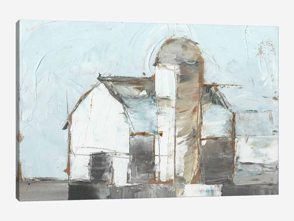 Barn & Silo I by Ethan Harper 1-piece Art Print