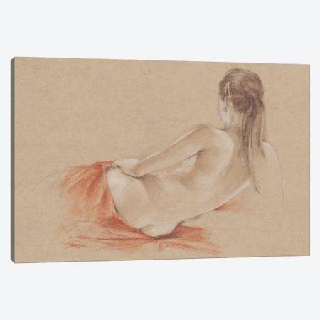 Classical Figure Study I Canvas Print #EHA194} by Ethan Harper Canvas Art Print