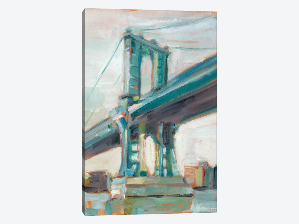Contemporary Bridge I by Ethan Harper 1-piece Art Print