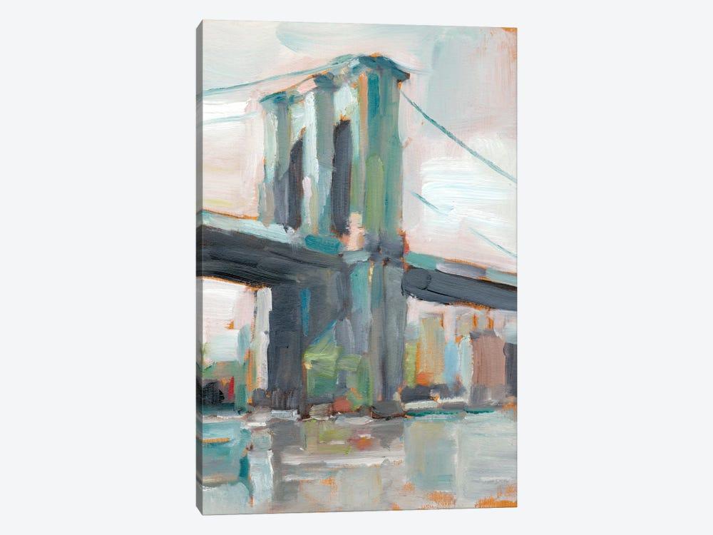 Contemporary Bridge II by Ethan Harper 1-piece Canvas Art