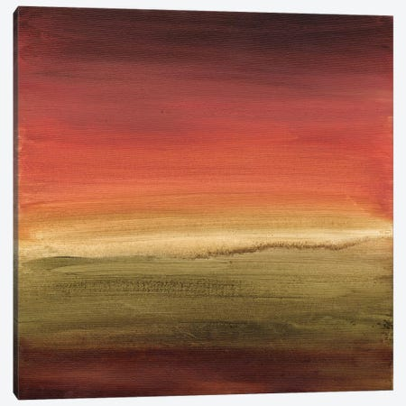 Abstract Horizon I Canvas Print #EHA1} by Ethan Harper Canvas Artwork