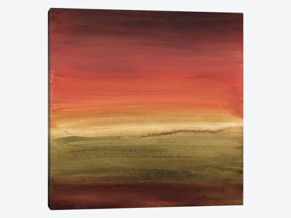 Abstract Horizon I by Ethan Harper 1-piece Canvas Artwork