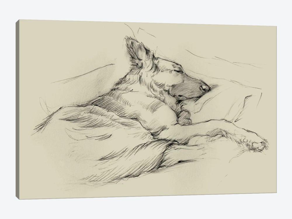 Dog Days IV by Ethan Harper 1-piece Art Print