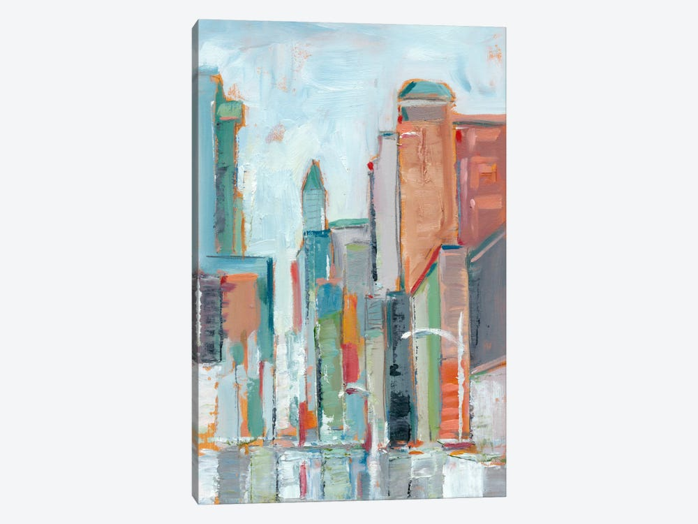 Downtown Contemporary I by Ethan Harper 1-piece Canvas Artwork