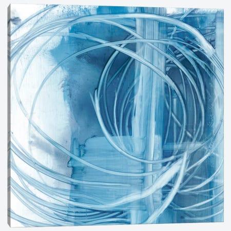 Indigo Expression II Canvas Print #EHA207} by Ethan Harper Canvas Print