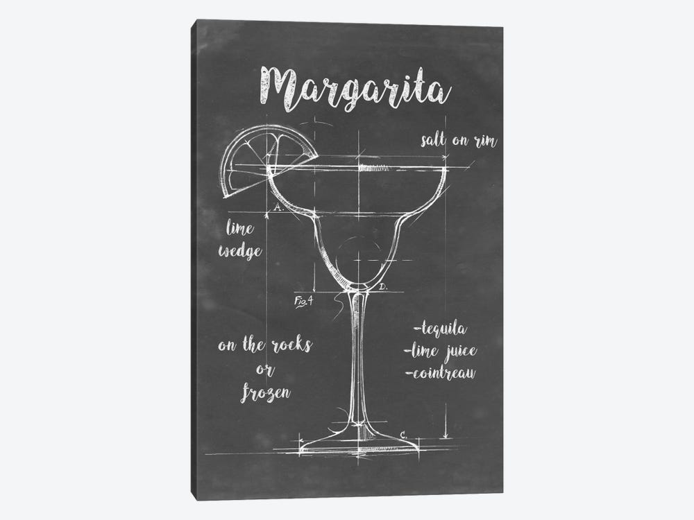 Mixology VI by Ethan Harper 1-piece Canvas Artwork