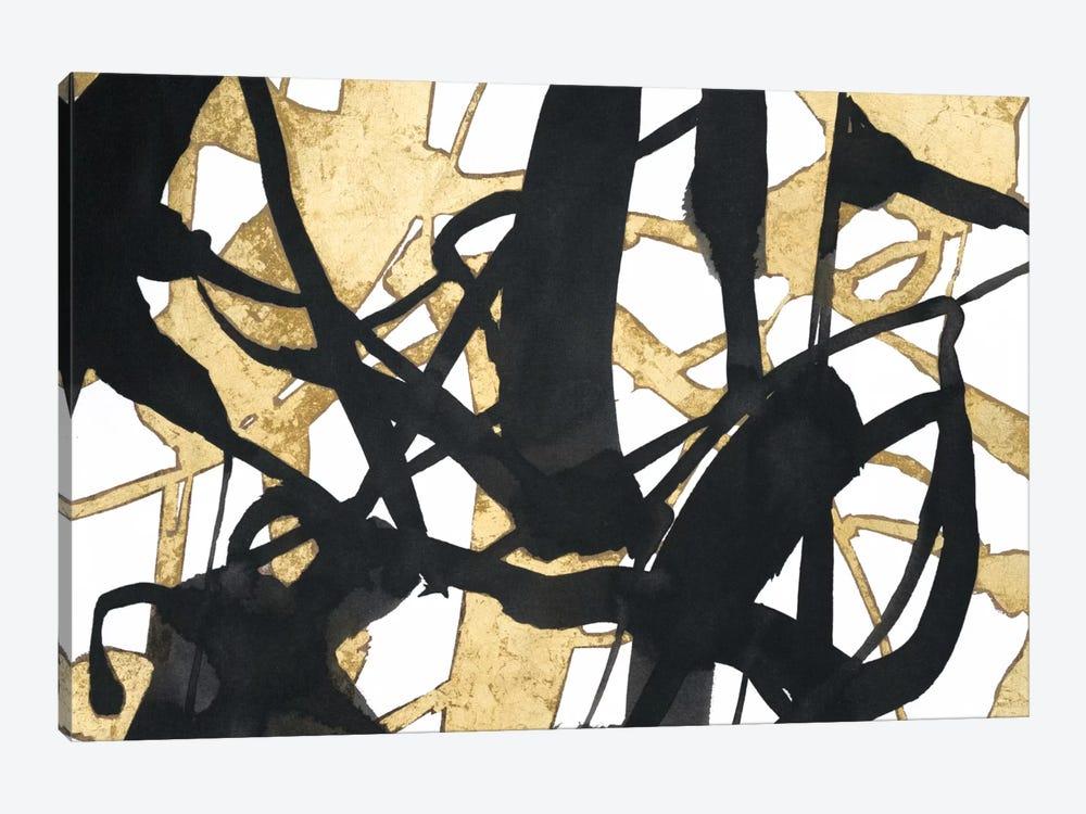 Embellished Luxe by Jennifer Goldberger 1-piece Canvas Art Print