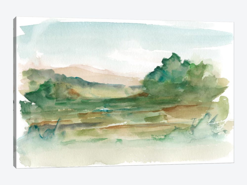 Impressionist View V by Ethan Harper 1-piece Canvas Art Print