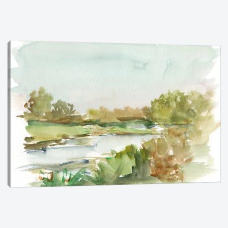 Impressionist Watercolor I Canvas Print #EHA240} by Ethan Harper Canvas Artwork