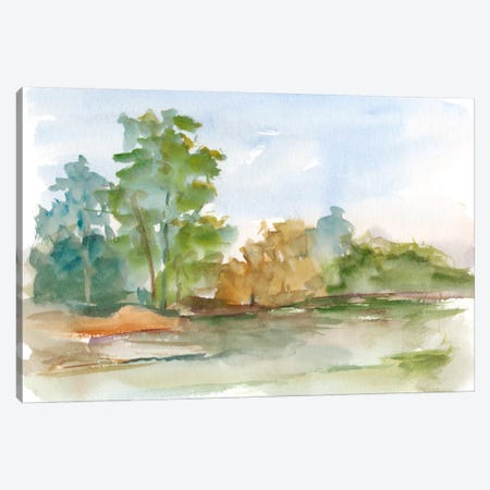 Impressionist Watercolor III Canvas Print #EHA242} by Ethan Harper Canvas Art