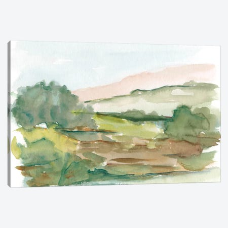 Impressionist Watercolor IV Canvas Print #EHA243} by Ethan Harper Canvas Art