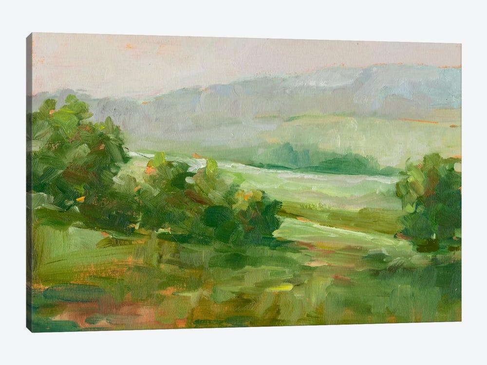 Mountain Backdrop IV by Ethan Harper 1-piece Canvas Art