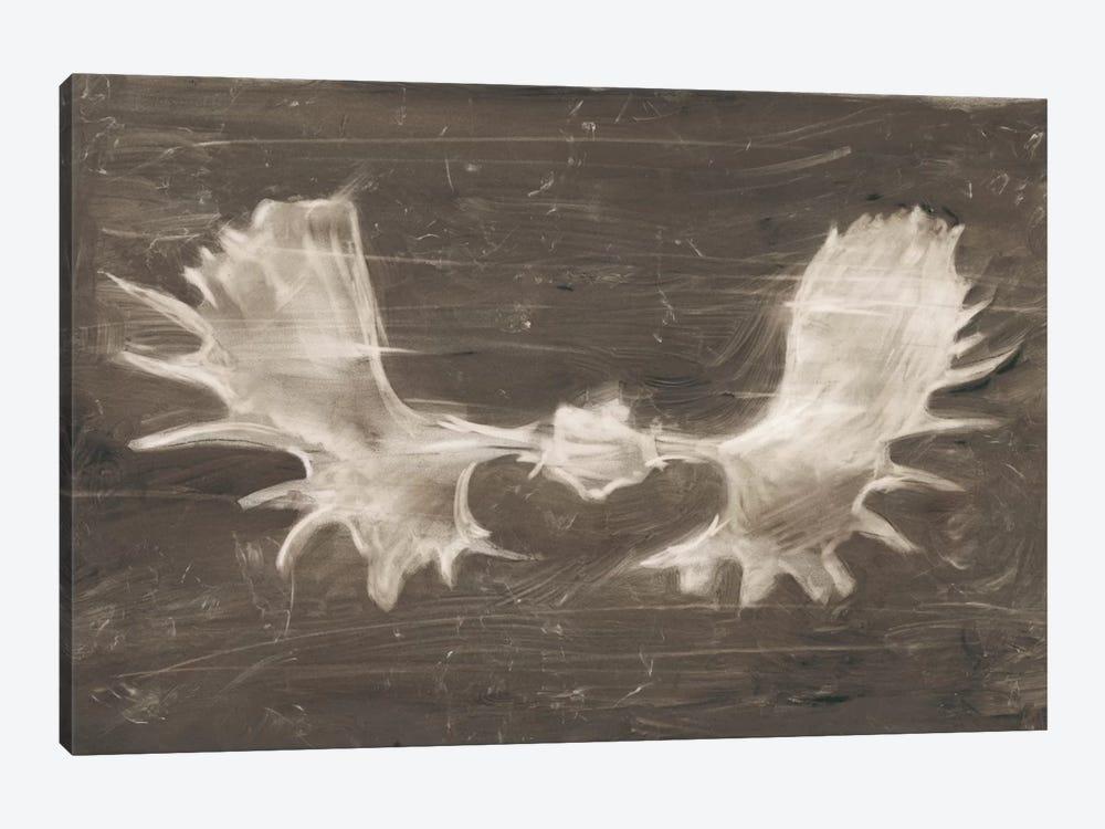 Rustic Moose Mount II by Ethan Harper 1-piece Art Print