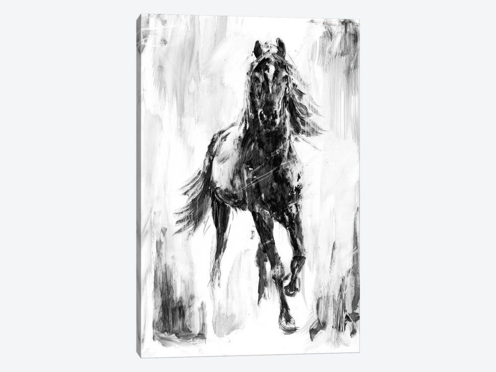 Rustic Stallion I by Ethan Harper 1-piece Canvas Artwork