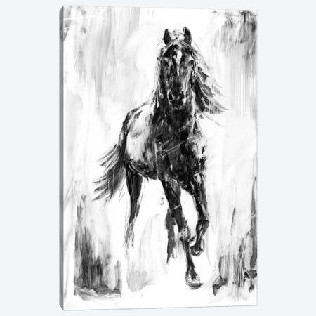 Rustic Stallion I Canvas Print #EHA251} by Ethan Harper Art Print