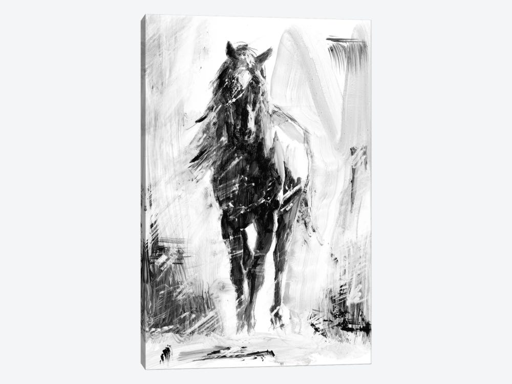 Rustic Stallion II by Ethan Harper 1-piece Art Print