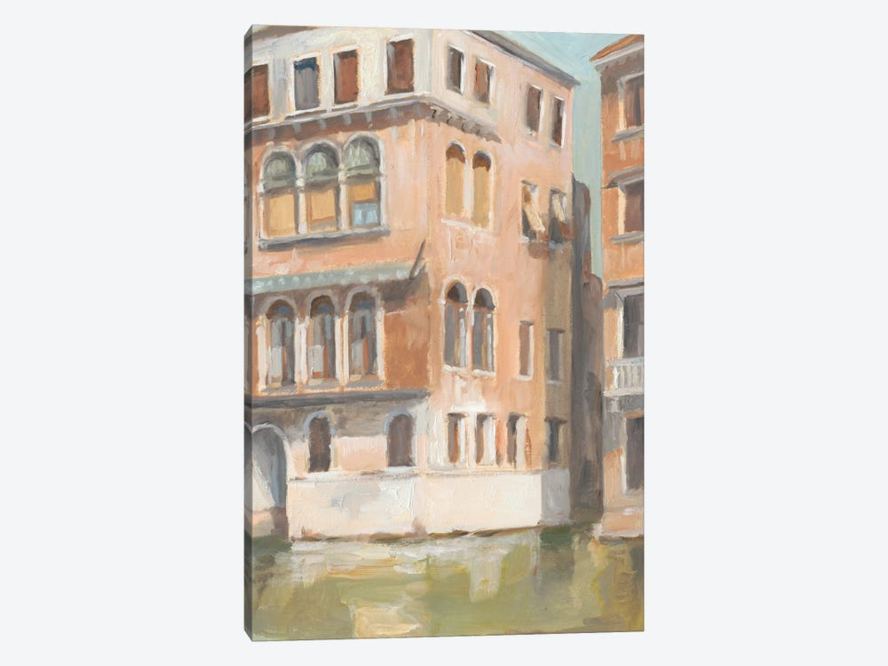 Venetian Plein Air I by Ethan Harper 1-piece Canvas Wall Art