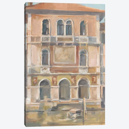 Venetian Plein Air II Canvas Print #EHA254} by Ethan Harper Canvas Artwork
